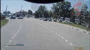 Автомобилни катастрофи - Компилация | Юни 2015