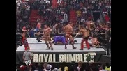 Ww Royal Rumble 2006 - Кралско меле цялото