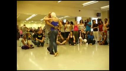Секси танци - бачата