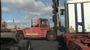 Нова товарна жп линия улеснява превозите между България и Германия