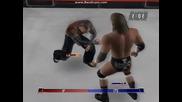 Wwe Pc- Eп 2 Jeff Hrady vs Triple Hhh