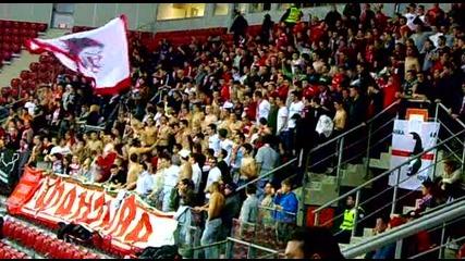 Волейбол: Ц С К А 0 - 3 Аркас Измир (18.01.2012) - Шампион е Ц С К А !