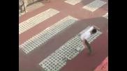 Street football-Яки изпълнения