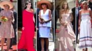 Кралица Максима - Влюбена в модата!