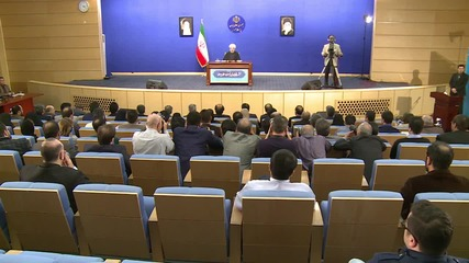 Iran: 'Two billion barrels of oil per day' to be sold by 2017 - Rouhani
