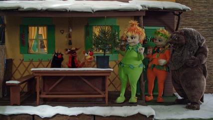 Благуните Сезон 2 - Епизод 13 - Коледна елха