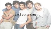 (lyrics) One Direction - I Should ve Kissed You Full Song