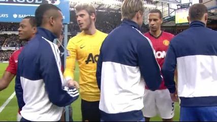 28.10.2012 Челси - Манчестър Юнайтед 2:3