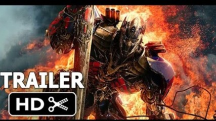 TRANSFORMERS_ THE LAST KNIGHT - Official Trailer 1 2017 Michael Bay Action Movie HD