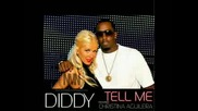 Diddy Feat Christina Aguilera - Tell Me Instrumental