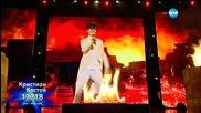 Кристиан Костов - Wild Wild West - X Factor Live (17.11.2015)