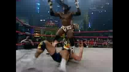 Kurt Angle & Kevin Nash vs Sting & Booker T