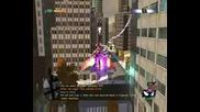 Spider - Man Web of Shadows Gameplay