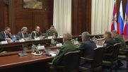 Russia: Shoigu and Argentine's MoD pledge to 'deepen relations'