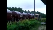 Дизелов Локомотив St43 На Частна Фирма