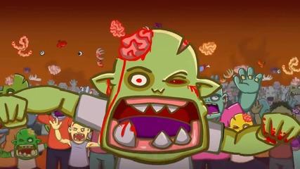 Necro & Mr. Hyde - Gore! (official Video) (animation)