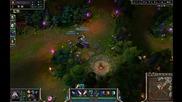 League of Legends- Геймплей на Kassadin