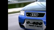 Audi S3 3.2lt Turbo 800ps by 0-400 Tune 2 Race - Power Techniques 131 Issue