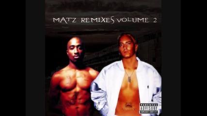 2pac and Eminem - Mockingbird (remix)