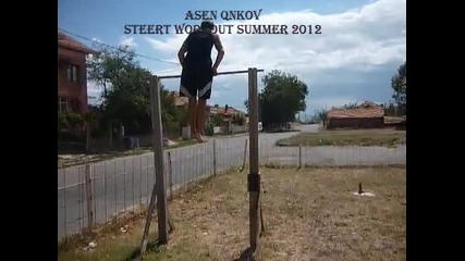 Street Workout Summer 2012 - Asen Qnkov