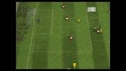 Бъг (автогол) на Fifa 08