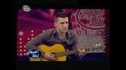 Music Idol 3 Македония - Талант Разплака Мария