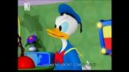 Клуб Мики Маус: Бг Аудио Eпизод H. Q. - Странният проблем на Мики