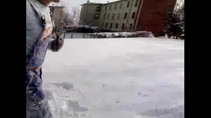 снежни плувци (смях)
