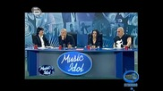 Music Idol 3 - 04.03.09г. - Танцьорката Венелина - High - Quality