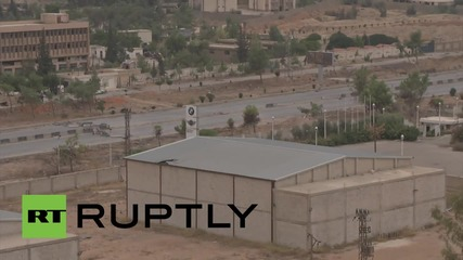 Syria: Army continues successful offensive against militants in Douma