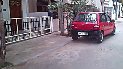 Интелигентно решение, за паркиране на кола в гараж!