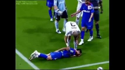 Nai - brutalniiat futbolist v momenta