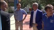 Клаудио Раниери пое Гърция