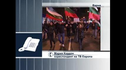 Намушкаха с нож един от водачите на протестите срещу цените на тока във Варна
