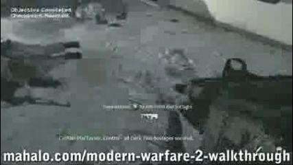 Call of Duty:modern Warfare 2 walkthrough 11
