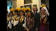 С танцов състав Ведрица Кърджали в Испания Мурсия и Мадрид - 1991 година