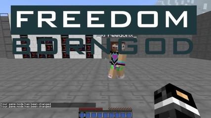 Minecraft Custom Map_ Star Wars #1 w_ Freedom & Borngod