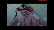 Blood - C - Епизод 9 bg sub