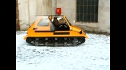 Фиатче за сняг