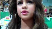 Selena Gomez at the 2011 Kids Choice Awards