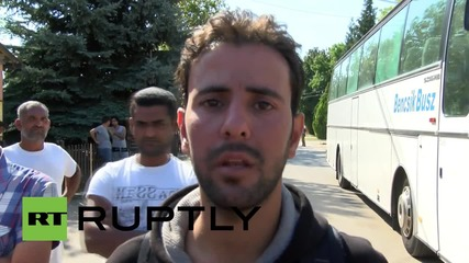 Hungary: Iraqi refugee separated from pregnant wife by authorities in Bickse