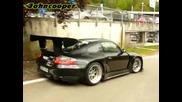 Porsche 996 Gt2 R 827hp & Mattblack 997 Gt3 Rs