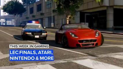 This Week in Gaming: LEC Finals, Atari, Nintendo and more!