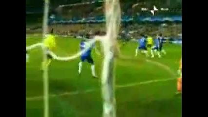 Голът на Иниеста срещу Челси - шампионска лига )