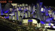 Dubai - Model for Dystopian Future Megacities