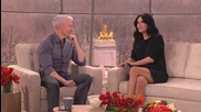 Courteney Cox on Why She Attended 'dwts' to Support David