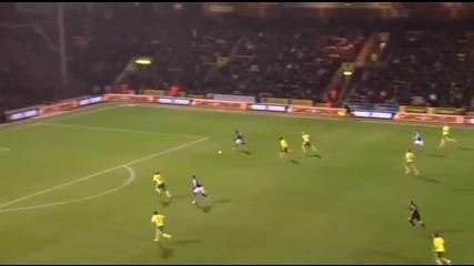 Norwich - Aston Villa 1:4 (11.12.2012) League Cup