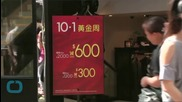 Chinese Tourists Abandon Hong Kong, Shop Elsewhere