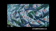 Graffiti #168 - Miss Phresha & Nacs Sdk 2010 - Stompdown Killaz