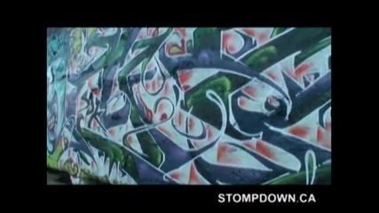 Graffiti #168 - Miss Phresha & Nacs Sdk 2010 - Stompdown Killaz